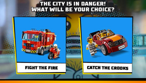 Lego City Uses Hybrid Mobile Ad Format to Empower and Engage Fans