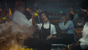 Director Romain Chassaing Likes It Like That in Whistle Stop Spot for Schweppes