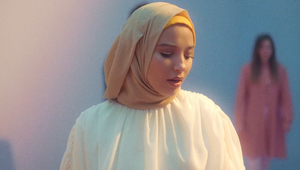 Zhang & Knight Elegantly Depict Sadness and Light for Meryem Aboulouafa's Video 'Deeply'