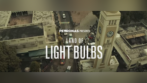 AOI Pro. Captures Energy and Ingenuity for Behind the Scenes Look at 'Land of Light Bulbs'