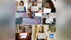 LinkedIn Community Comes Together to Support Women this International Women's Day