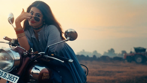 Lowe Lintas Makes up Spirited Campaign for Blue Heaven Cosmetics