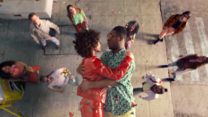Anthony Joshua, Chunkz, Calfreezy and Aitch Smell Iconic in Lynx Spot from Henry Scholfield