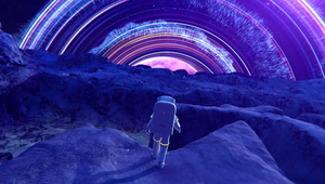 UNIT Crafts a Planetary World and 'Moon Person' for MTV's 'Back and Beyond,' Launch