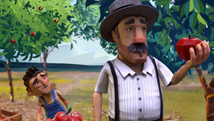 Your Shot: How MullenLowe South Africa Paid an Animated Tribute to Farmers