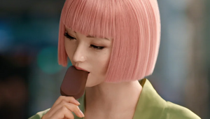 Let Your Fun Side Loose with Magnum Matcha's Latest Spot