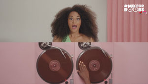 NRJ Belgium and Pink Ribbon Belgium's DJ Techniques Help Young Women Detect Breast Cancer