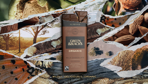 Take a Walk on the Wild Side with Green & Black's Deliciously Organic Campaign