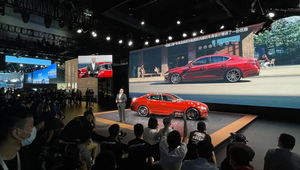 A Next-level Experience for Genesis at the Chengdu Auto Show