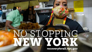 Mayor's Office of New York Optimistically Celebrates the Everyday People of the City