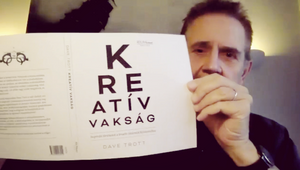 Industry Legend Dave Trott Published for Adland of Hungary for the First Time Ever