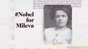 Inspiring Girls' Global Movement Demands Nobel Prize for Albert Einstein's First Wife