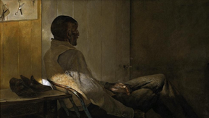 My Creative Hero: Andrew Wyeth