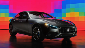 Ethos Delivers Tantalising Colour and Post on Evocative Maserati Spot