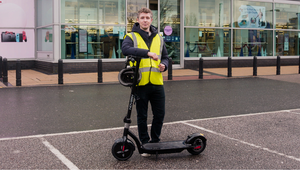 Scoot to Safety: Currys PC World's E-Scooter Safety Campaign Responds to Christmas Orders Uplift