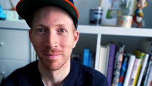 IAMSTATIC Welcomes Animation Director Matthew Kalinauskas