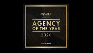 McCann Health Managed Markets Named Agency of the Year at Med Ad News' 2020 Manny Awards