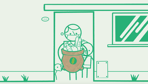 Argentine Food Bank Animates the Importance of Helping Those who Can't Stay Home