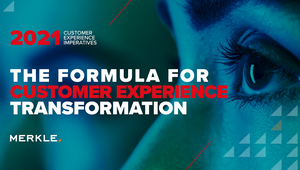 Merkle Launches 2021 Customer Experience Imperatives