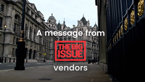 The Big Issue Turns #TheBigMissYou to Safeguard Its Vendors