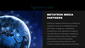 Metatron Capital Launches Space Marketing Division