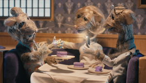 Pest Control Brand Tomcat's Newly Opened Bistro Invites Mice to a Deadly Dinner