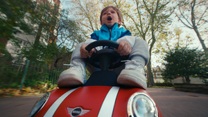 MINI Spreads Some Big Love for Latest Campaign