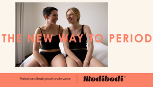 Modibodi Fights Period Taboo's with Progressive Campaign 'The New Way to Period'