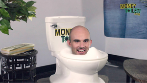 Mojo Supermarket Wants Companies to Get a Money Toilet Instead of Making Shitty Super Bowl Commercials