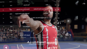 NBA Star Damian Lillard Proves Everything is Game in NBA 2K2 Trailer