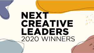 The One Club and 3% Movement Announce Top 10 and Regional Winners for Next Creative Leaders 2020