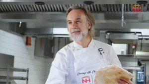 Cooking with Champions: LFC and NH Foods Unveil Fun Cook-Off Challenge with Marcus Wareing