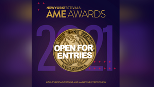 New York Festivals 2021 AME Awards Now Open for Entries