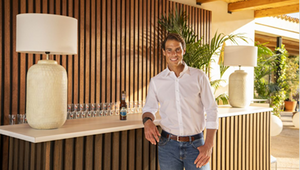 Amstel ULTRA Serves Up Global Partnership with Tennis Star Rafael Nadal