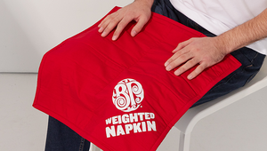 Boston Pizza Makes Mealtimes Less Stressful with the Weighted Napkin
