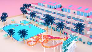 Toast's Dreamy Animated Narratives via Mini Worlds