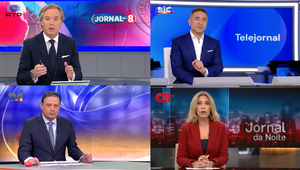Portuguese Broadcasters Unite to Form One Single Voice Against Covid-19