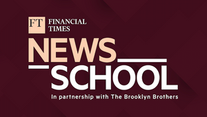 FT and Brooklyn Brothers Launch News School to Promote Diversity in News Media