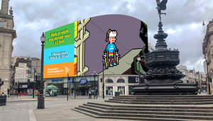 Atomic London Goes 8-Bit for Muscular Dystrophy UK's 'Walk the Last Bit to Work'