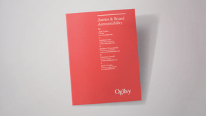 Ogilvy Comments on Recently Published Justice and Brand Accountability Paper
