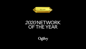 Ogilvy Named Network of the Year by The One Show