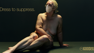 Boys+Girls' Daring Campaign Highlights the Importance of Face Masks