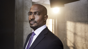 CNN's Van Jones to Keynote The One Club's Global 'Where Are All The Black People' Online Diversity Conference