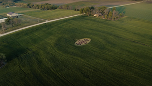 OREO's Crop Circles Offer Peaceful Welcome to Extraterrestrial Life