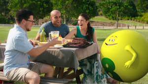 Loveable Lottery Ball 'Oz' Stars in Adorable Brand Campaign for Oz Lotto
