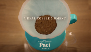 Pact Democratises Real Coffee Moments in Soothing TVC