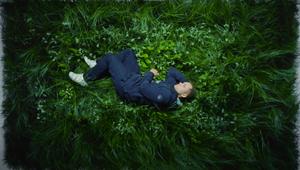 Earth's Future Is Our Choice in Napapijri and Zalando Campaign Starring Taron Egerton
