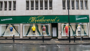 Paddy Power Unveils Window Shopper Tribute To Manchester United's Ed Woodward
