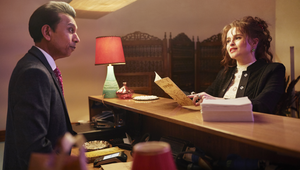 Helena Bonham Carter Gets the Paradise Takeaway Experience with Barclaycard