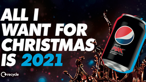 Pepsi Celebrates the End of 2020 with a Christmas Wish